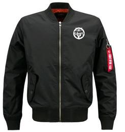 chaquetas de moto de época Rebajas Vespa motocicleta vintage Bomber Flight Flying Jacket Winter espesar Warm Zipper Hombres Chaquetas Anime Escudo casual para hombres TAMAÑO: S-6XL