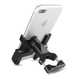 mobile phone motorcycle stand holder Coupons - Bicycle Phone Holder For Bike Motorcycle Electric Bicycle Mobile Smartphone Holder Support For Bike Rack Mount Stand