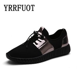size adult shoes Coupons - Unisex Big Size Sneakers 35-46 Brand Light Breathable Soft Bottom Running Shoes Adult Luxury High Quality Sports Shoes Zapatos