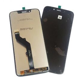 часть мото Скидка 5,7-дюймовый ЖК-дисплей для Motorola Moto G7 Play XT1952 Запасных частей в сборе без рамки черный
