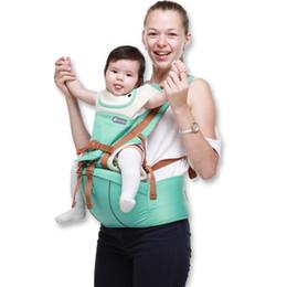 Porte-bébé Infantile Ergonomique Hipseat Respirant Coupe-Vent Bébé Sling Sac À Dos Doux Sling Transporteurs Avec Chapeau De Soleil ? partir de fabricateur