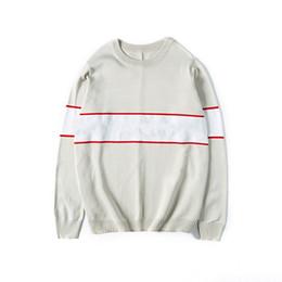 casais pulôveres Desconto Luxo Sweater Homens Mulheres Moda Designer pulôver manga comprida Carta Casal Impresso camisolas tamanho M-XXL