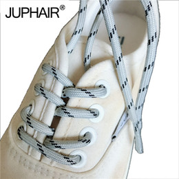 Теннисный конь онлайн-1 Pair Outdoor Sports Casual Round Shoelace Hiking Hiking Slip Rope Shoe Tennis Skate Boots Shoes With Laces Shoelaces Strings