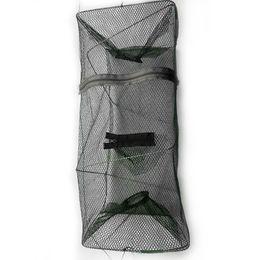 TONQUU Haute Qualité Pliable Portable Cylindrique Portable Filet Écrevisse Pot De Pêche De Pêche ? partir de fabricateur