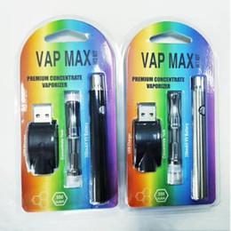 2019 w3 kit Neueste Max W3 Kit 350mAh Vorheizen VV Premium-Akku 0,5 ml / 1,0 ml Keramikspule Th205 510 Glaskartuschenbehälter USB mit Ladegerät rabatt w3 kit