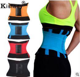 2019 le tute femminili shapewear Kislady Multi Color Waist Trainer Donna Plus Size Faja Reductora Mujer Adelgazante Cuerpo XXXL Femlae Moda Sport Shapewear
