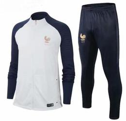 2019 одежда для футбола Фрэнсис 100-летие GRIEZMANN футбол Джерси куртка мира по футболу MBAPPE прочь французская рубашка POGBA KANTE Футбол Франсия тренировочная одежда дешево одежда для футбола