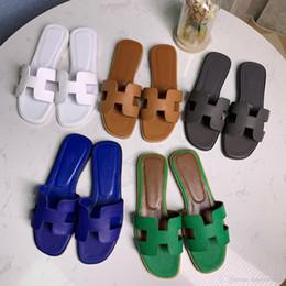 2019 euro sandalen NEUE Herrenmode Sommer Outdoor Strand Gummi Slip-On Rutsche Designer Sandalen in Größe 35-42 rabatt euro sandalen