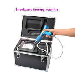 Top Qualität heißer Verkauf Mini Heimgebrauch China Hersteller Stoßwellentherapie Physiotherapie Maschine Schönheitssalon Maschine Stoßwellen-Physiotherapie von Fabrikanten