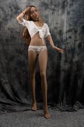 2019 big boobs figa TPE Bambole del sesso del silicone Plump Big Boobs Bambole di amore giapponesi con scheletro Realistica figa vagina sesso negozi online sconti big boobs figa