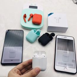 Canada 2019 Date V8 TWS Bluetooth Casque Avec Fenêtre Pop-ups Fenêtre Sans Fil Bluetooth 5.0 Écouteurs Tactiles PK i10 i12 Écouteurs Pour iPhone android supplier v8 bluetooth Offre
