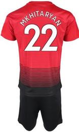 cc622e262aa4c 2019 uniformes baratos jerseys de fútbol Personalizado 18-19 9 Lukaku Soccer  Jerseys SetS