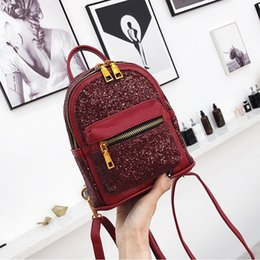 9640af3da0b4 Hologram Laser Backpack For School Student Pu Leather Girls School Bags  Laser Colorful Teenage Women School Travel Shoulder Bag discount colorful  fashion ...