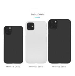 handy-specials Rabatt Besondere Verwendung für iphone 11 Fall ultradünne bereifte 0.6mm Art und Weise Luxus-Designer-Mobiltelefonkästen für iphone 11 pro max Geldbörsen