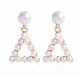 Canada Livraison gratuite populaire version coréenne pendentif perle boucles d'oreilles gland longue style de mode classique élégance exquise supplier exquisite earrings Offre