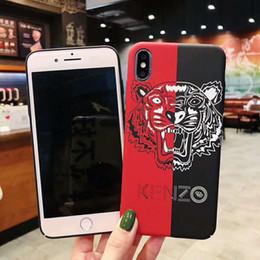 Telemóvel i on-line-2019 tigre moda padrão de moda para iphone top classic para apple iphone 6/7/8,6 p / 7 p / 8 p i xx max, alta qualidade tampa do telefone celular