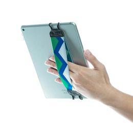Leitores de tablets on-line-Suporte de alça de mão de segurança TFY para comprimidos e-Readers - iPad Pro, iPad, iPad 4 mini, iPad Air 2, Samsung Galaxy