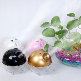 Humidificateurs roses en Ligne-Diffuseur de parfum de purificateur d'air de purificateur rose / blanc d'humidificateur USB de porc chanceux pour la maison / pièce / voiture appareils ménagers mignons nettoyage de l'air SH308