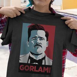 2019 camiseta de chuva Basterds Inglourious Gorlami Camisa Aldo Rain