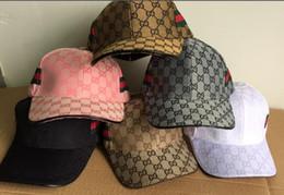 snapback hater rosa Rebajas 2019 Nuevas marcas para hombre sombreros de diseño gorras de béisbol ajustables de lujo de la moda gorras snapback sombrero camionero casquette mujeres ocio hueso cap