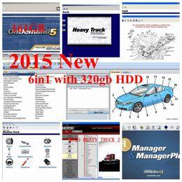 2019 software chave de carro Mitchell Software 2015V Mais Recente 6in1 com 320gb hdd Auto Repair Software Mitchell sob demanda + gerente plus + caminhão pesado e assim por diante