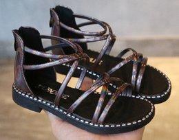 on sale 45140 8bd2d kinder rosa sandalen Rabatt Sommer Baby Mädchen Mode Schuhe Leder Sandalen  Strand Schuhe Kleid Schuhe Prinzessin
