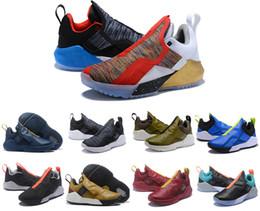 2763063b55dd 2019 new arrival ambassador basketball shoes for men 11s james XI original  designer sneakers us size 40-46