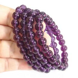 bracelets en ligne Promotion 8mm Attaché à De Petits Ornements A Avec Des Marchandises Réparties Sur Le Terrain À Vendre Perles Bracelet En Ligne Magasin Cadeau Cadeau