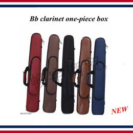 Bb clarinete caso clarinete acessórios clarinete saco de uma peça 6 tipos de cor pode escolher de