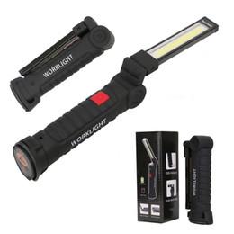 Le travail portatif d'ÉPI de lumière de travail rechargeable d'USB s'allume avec la lampe-torche ultra lumineuse de la base magnétique LED pour la réparation automobile, la maison utilisant, l'urgence ? partir de fabricateur