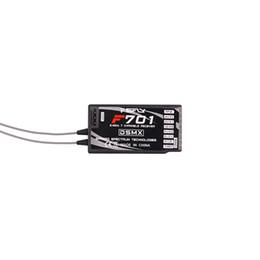 Récepteur JR Spektrum ppm 2,4 GHz 7CH DSMX DSM2 Spread F701 pour le système de télécommande JR Spektrum ? partir de fabricateur