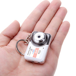 super kleine kameras Rabatt Kamera Mini HD Ultra Portable 1280 * 960 Super Mini Kamera X6 Videorekorder Kleine Digitalkamera DV zur Aufnahme