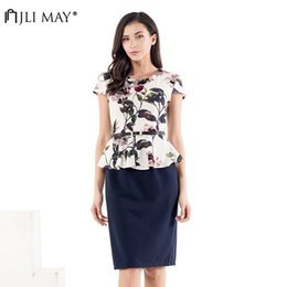 598ac96b0e8ca Discount Ladies Office Dresses Midi   Ladies Office Dresses Midi ...