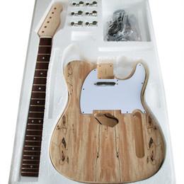 Canada Tele section eau tache guitare electrique accessoires materiel eucalyptus américain Offre