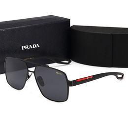 Yeni stilPrada Erkek Kadın Moda Trend Polarize Sunglass Lensler Güneş Sıcak Stil Moda Trend Günlük Güneş nereden gotik maskeler tedarikçiler