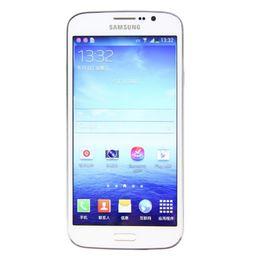 Mega-handys online-Generalüberholtes Samsung Galaxy Mega 5.8 I9152 Handy Dual Core 1.5GB RAM 8GB ROM 8MP Kamera Entsperrtes Mobiltelefon Smartphone