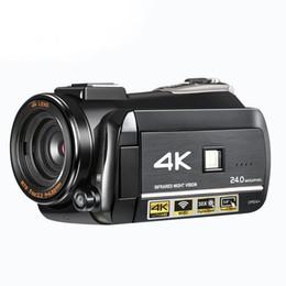 Caméra vidéo numérique wifi à usage domestique Winait UHD 4k avec caméscope numérique wifi 3.0 '' à écran tactile ? partir de fabricateur