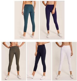2019 i vestiti indossano i pantaloni di yoga Abbigliamento da donna Completo da donna Leggings da donna Completo da donna Leggings da allenamento per bambina Leggings da running da donna i vestiti indossano i pantaloni di yoga economici