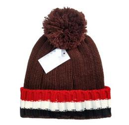 punto negro sombrero estrella roja Rebajas diseñadores más nuevos unisex Canadá sombreros de invierno de hombres para hombre de la gorrita tejida del sombrero de las lanas del hombre de punto capo Polo Beanie Gorro Chapéu de punto casquillo caliente Espesar