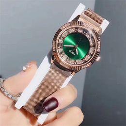 роскошные женщины наручные часы Алмаз ледяной часы Магнит Группа женская мода кварцевые известный бренд часы Montre De luxe от