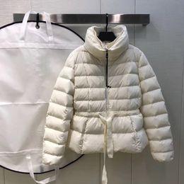 chaquetas muy calientes Rebajas Chaqueta de invierno para mujer Duck Down Inside Warm Coat Femme Abrigo largo Calidad Muy buena 828