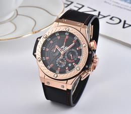 nuovi orologi di design per gli uomini Sconti NUOVA qualità di vendita guarda gli uomini di lusso di sport della vigilanza Tutto il lavoro quadrante automatico del Mens orologio di design da polso