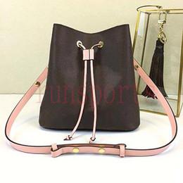 hochwertiger Luxus NEONOE Frauen Schultertasche Bucket Tasche Tote Designer-Handtaschen-Einkaufstasche-Geldbeutel Luxus Messenger-Taschen newf8dd # von Fabrikanten