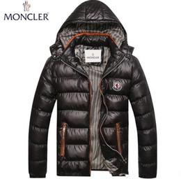 XXLMoncler 2019 Erkekler Kış aşağı ceket Kuzey gündelik soğuk sıcak kalın aşağı ceket Yüz erkekler sıcak moda tutun Açık nereden