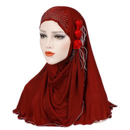 Hijab barato on-line-2019 Design de moda Barato Mulheres Chiffon Menina Hijab Alta Qualidade Malásia Muçulmano Sólida Cores Crinkle Cachecol Hijab