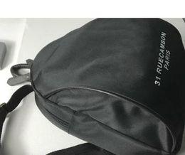 simboli sportivi Sconti Nuovo 2019 classico marchio C simbolo nero Zaino Moda Donna Retro Zaino Zaini sportivi esterni Sacchetto cosmetico Regalo di nozze Regalo VIP
