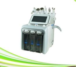 Canada 6 en 1 spa salon oxygénothérapie peau du visage resserrement autolaveuse machine à laver ultrasonique pour la vente à vendre Offre