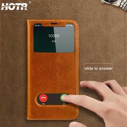 Etui en cuir véritable pour iphone X XS XR XS Max couverture en cuir véritable réponse libre pour iphone 6 6s 7 8 plus la protection complète ? partir de fabricateur