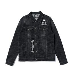 Langarm Männer Mantel D20 Männer Jeansjacke Größe Jean Mode Jacke Korea S Kleidung Von Designer Mantel Großhandel Quasten Herren XXXL Zerrissene CeorEdQxBW