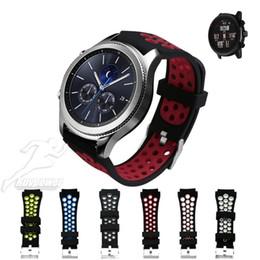 39d215e3743d 2019 nuevo reloj del engranaje de samsung Nueva correa de pulsera de  silicona deportiva